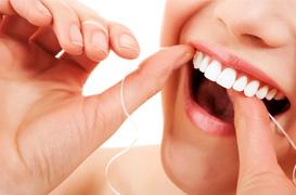 f06082a47 A importância do uso diário do fio dental - UNIVERSIDADE GAMA FILHO